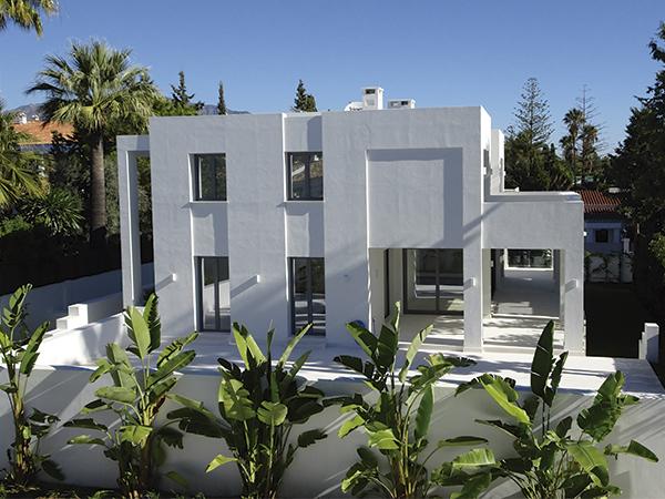 Obra de Casa en Cortijo Blanco